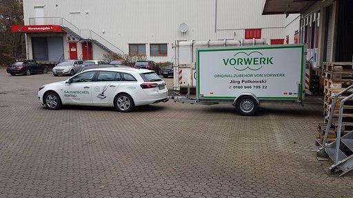 Vorwerk Kundenberater Jörg Polkowski