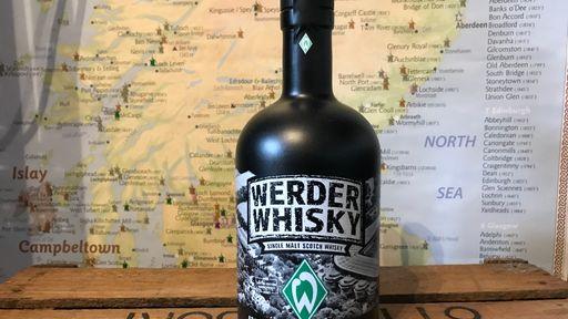 Werder Whisky 0,7l, 42,1%