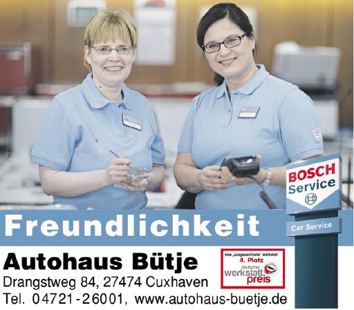 Autohaus Bütje GmbH
